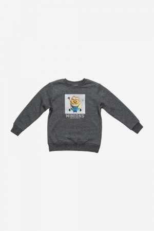 Lenticular Minions Fleece Sweatshirt