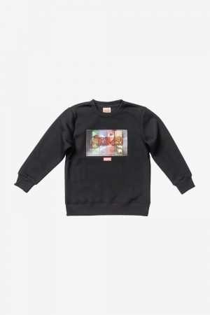 Lenticular Avengers Fleece Sweatshirt