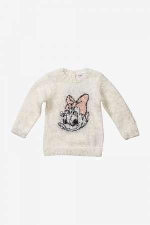 Daisy Knitted Jumper