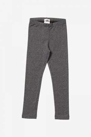 Basic Long Fleece Leggings