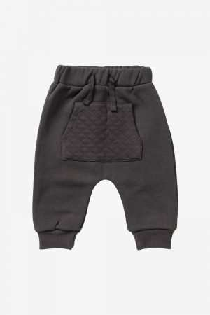 Fleece Jogger with front-pocket