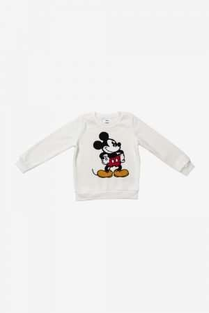 Mickey Mouse Fleece Sweatshirt
