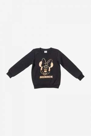 Minnie Mouse Fleece Sweatshirt