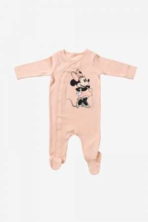 Minnie Mouse Cotton Overall