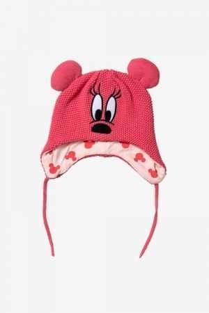 Minnie Mouse Disney Knit Hat