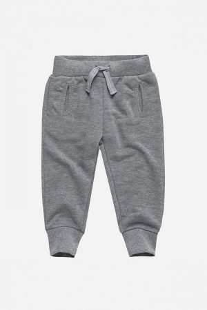 Basic Cotton Jersey Joggers