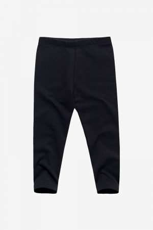 Basic Long Fleece Leggings