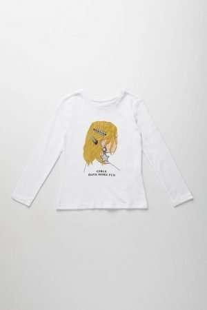 Basic Printed T-shirt