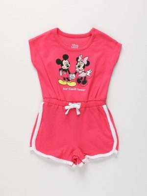 Minnie & Mickey Playsuit