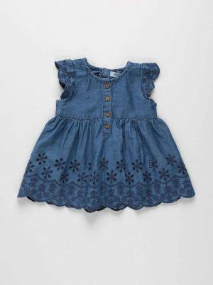 Jeans Woven Dress