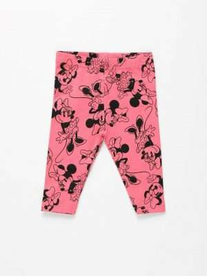Minnie Mouse Print Leggings