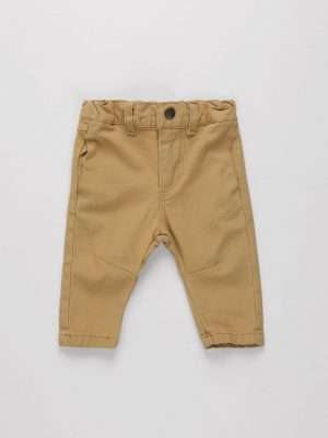 Soft Chino Trousers