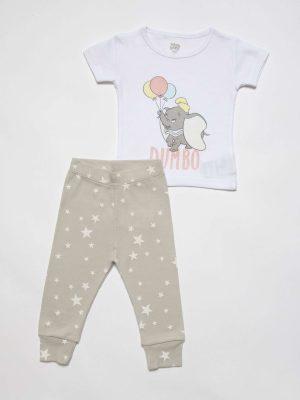 2-Piece Dumbo Pyjama Set