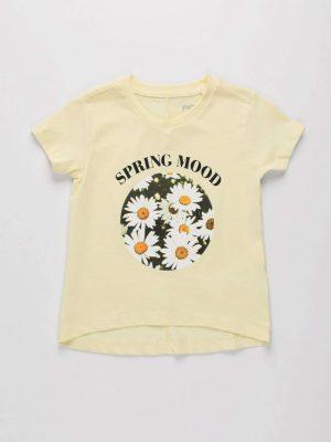 Basic Print T-shirt