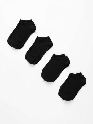 3-Pack Low-Rise Socks