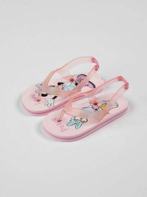 Minnie & Dasy Rubber Flip-flops