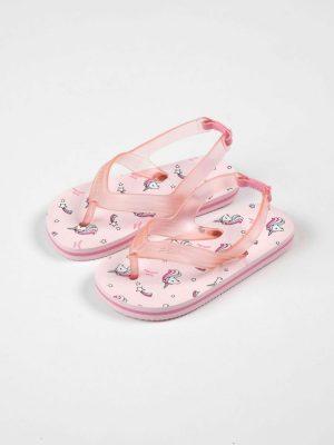 Unicorn Rubber Flip-flops