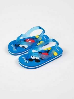 Mickey Mouse Rubber Flip-flops