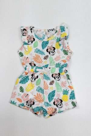 Minnie Mouse Sleevless Playsuit