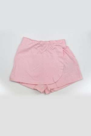 Short with Crossover Skirt