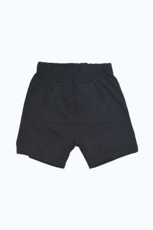 Front-Pocket Cotton Shorts