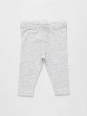 Basic Long Jersey Leggings