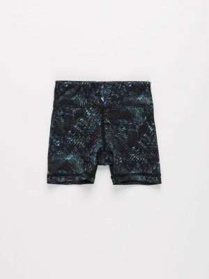 Printed Cycling Shorts