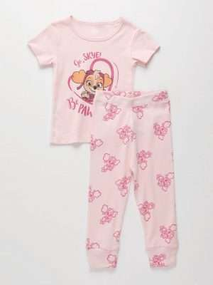 2-Piece Paw Patrol Pyjama Set