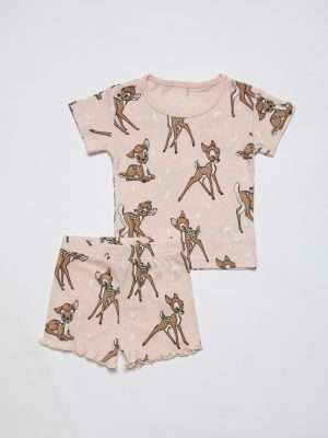 2-Piece Bambi Pyjama Set