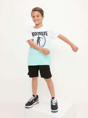 Fortnite Print T-shirt