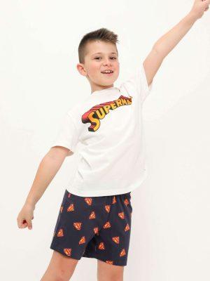 2-Piece Superman Pyjama Set