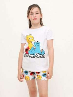 2-Piece Sesame Street Pyjama Set