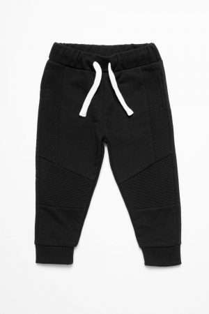 Casual Cotton Jersey Joggers