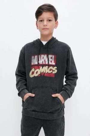 Marvel Comics Washed Hoodie
