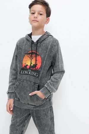The Lion King Washed Hoodie