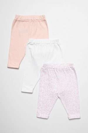 3-Piece Jersey Pants Set