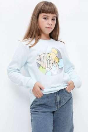 Tinkerbell Fleece Sweatshirt