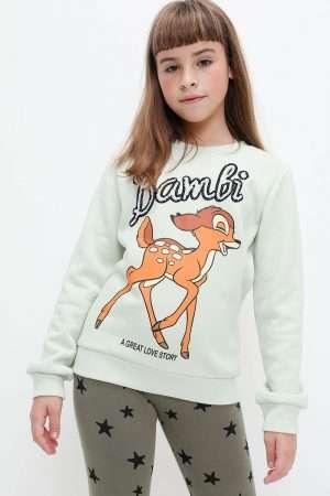 Bambi Fleece Sweatshirt