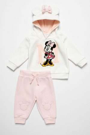 Minnie 2-Piece Fleece set