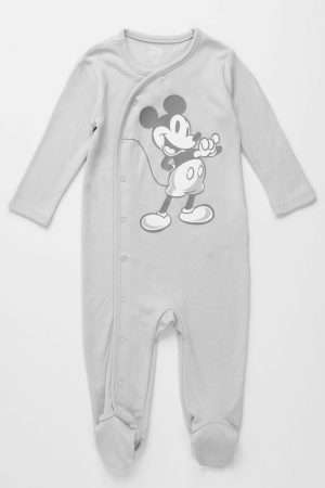 Mickie Mouse Cotton Overall