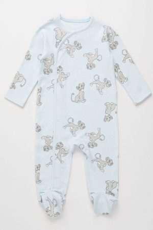 Allover Simba Cotton Overall