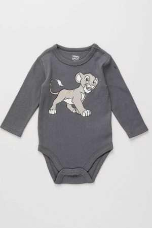 Simba long-sleeved Bodysuit