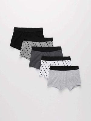5-Pack Slip Underwear