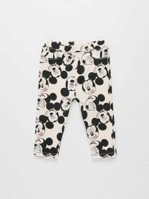 Allover Disney Cotton Denim Leggings