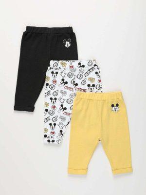 3-Piece Mickey Jersey Pants Set