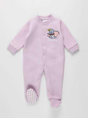 Dumbo Fleece Overall
